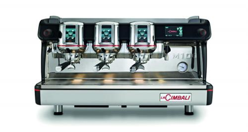 Cimbali M100 Feature images